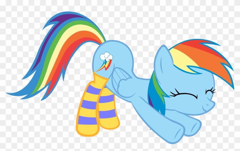 Absurd Res, Artist - My Little Pony Rainbow Dash Sock #1231371