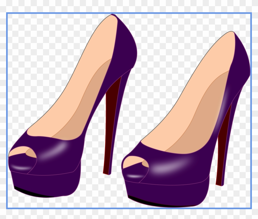 369bd0bf5725 Incredible From Solvera By Send You These New Svg Pic - High Shoes Clipart   1231802