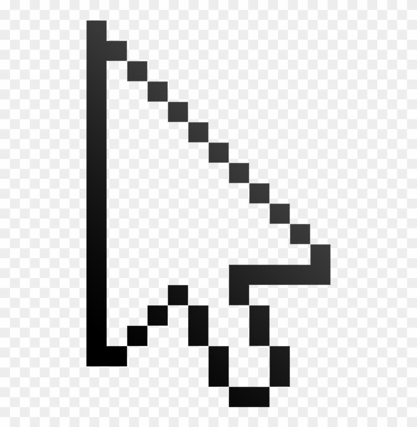 Pointer Clipart Transparent - Cursor Icon #1233863