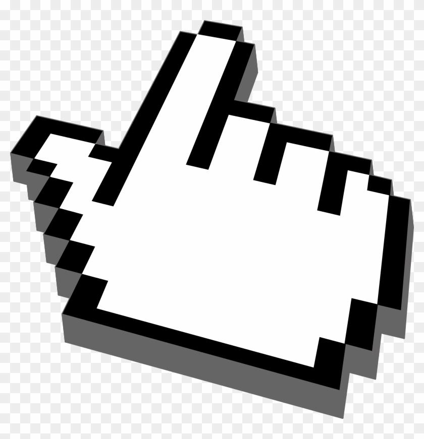 Medium Image - Hand Cursor #1233875