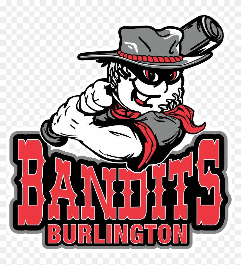 Bandits Logo 1 - Baseball Team Names And Logos - Free Transparent
