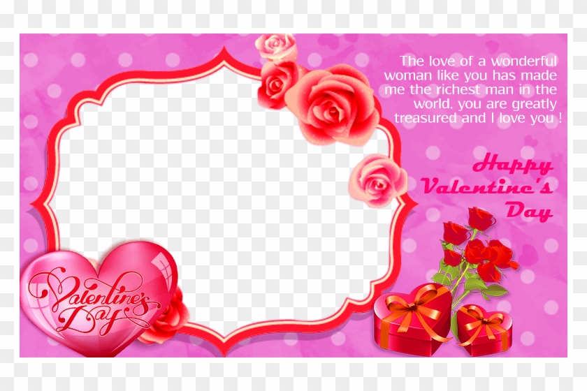 Valentines Day Frame Png Pic Arts Valentine Day Frame Png Free