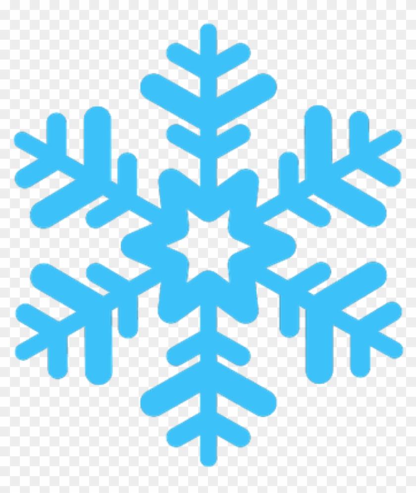 Clipart, Elephant, Png, Snowflake - No Snow Flake Mugs #1235829