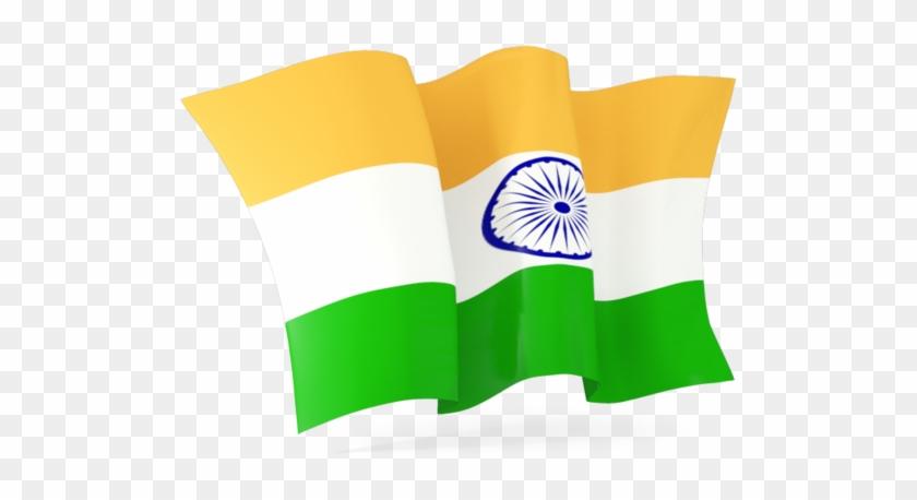 India Waving Flag Png #1236561