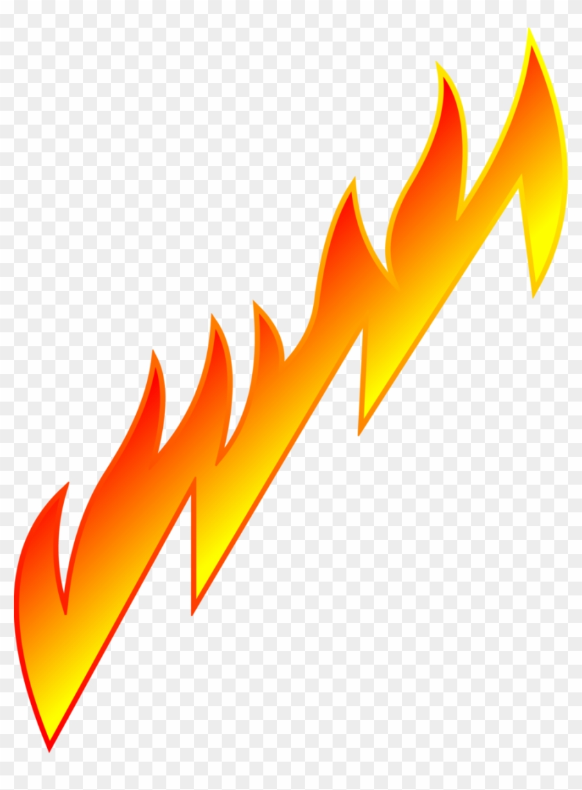 Fire Blaze By Alexlayer On Deviantart Mlp Fast Cutie Mark Free