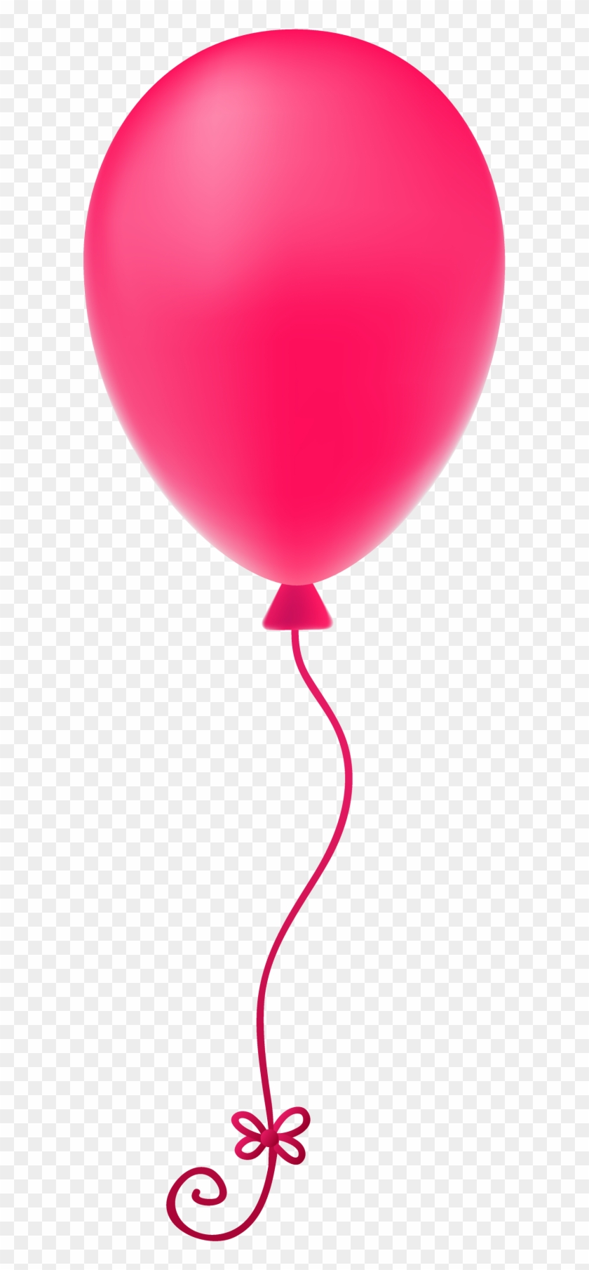 Balloon Free Png Transparent Background Images Free - Pink Balloon Transparent Background #1237399