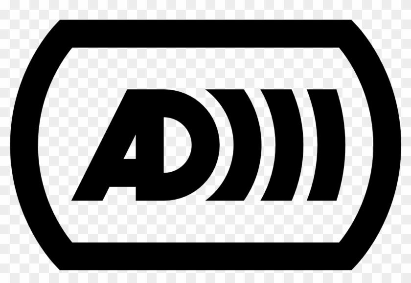 Coalition Sues Hulu - Audio Description Icon Color #1238763