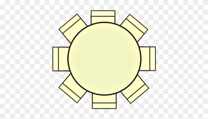 round table seating chart