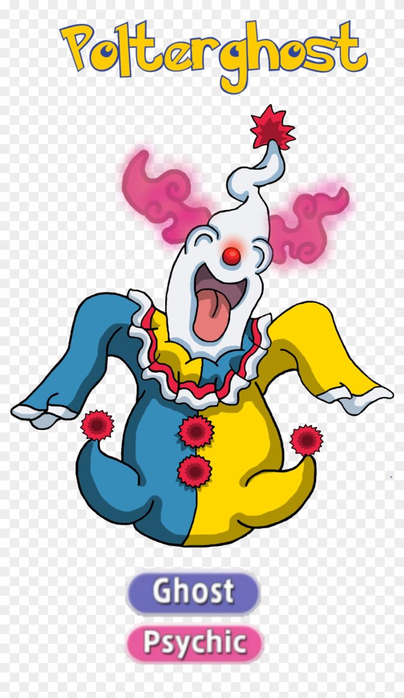 Evil Clown Mr - Jack In The Box Fakemon #1239116