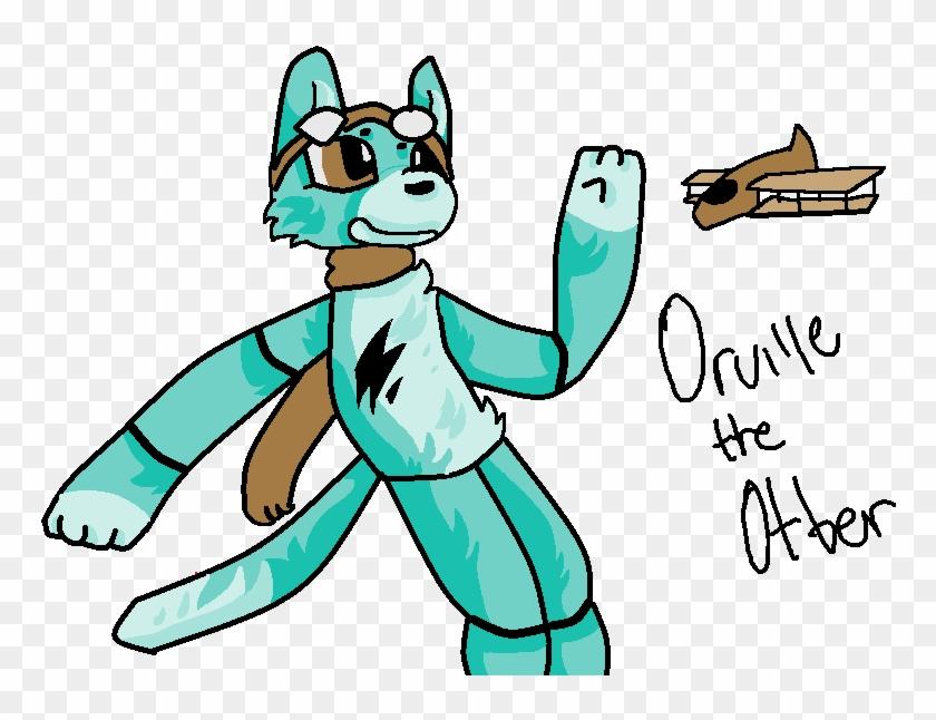 Orville The Otter By Vampire-kitties - Otter Fan Made Fnaf