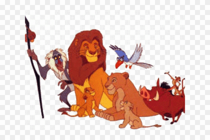 The Lion King Clipart Brave Lion Lion King Transparent