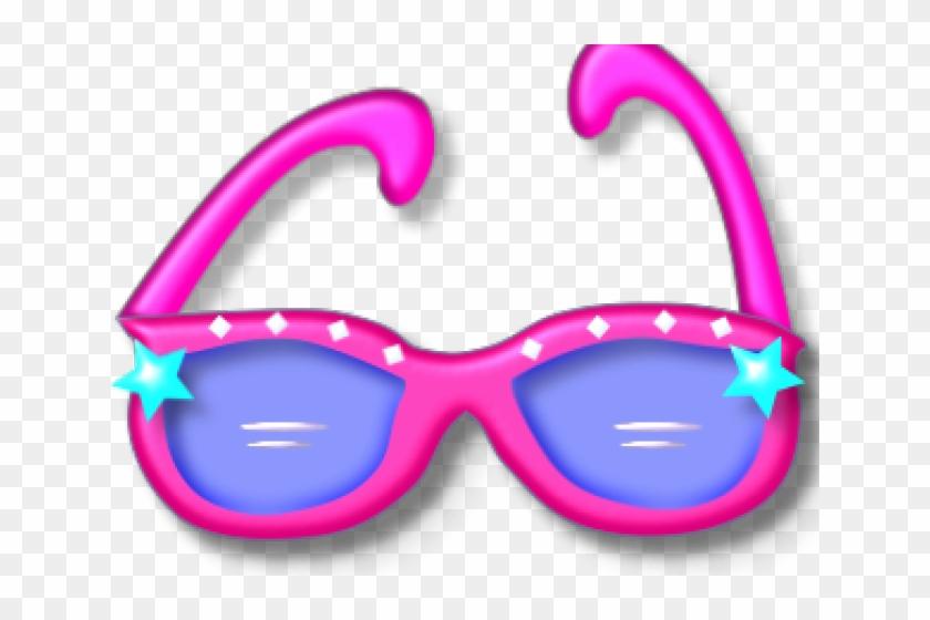 Pool Clipart Sunglasses - Summer Sunglasses Clip Art #1240590