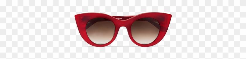 Hedony Cat-eye Acetate Sunglasses - Icon #1240671
