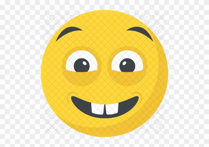 Nerd Face Icon - Facial Expression #1241446
