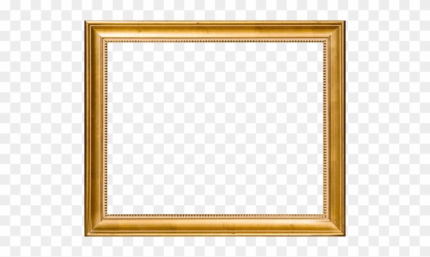 Gold Frames For Paintings - Vintage Gold Frame Transparent #1241472