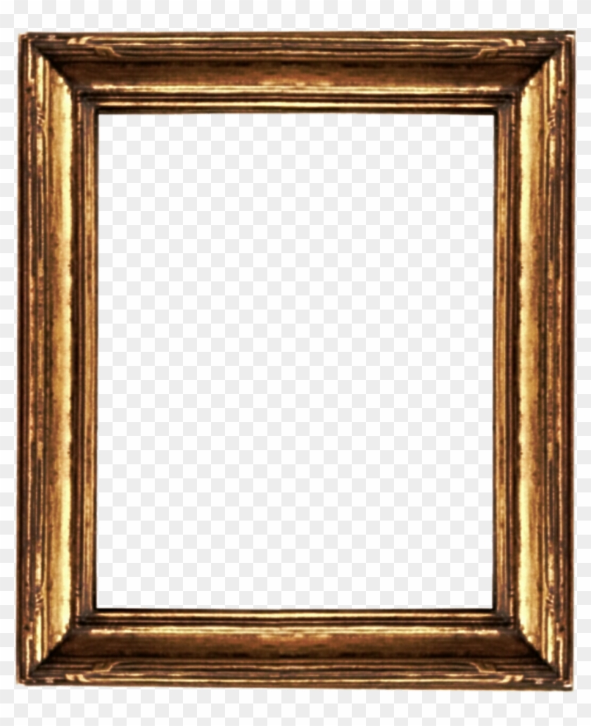 Gold Antique Frame 5 By Jeanicebartzen27 D - Medieval Painting Frame #1241530