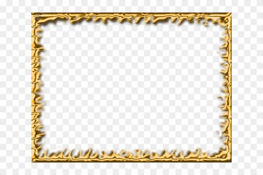 Simple Black Frame Png Black And Gold Frame Png Black - Gold Frame Background Png #1241888