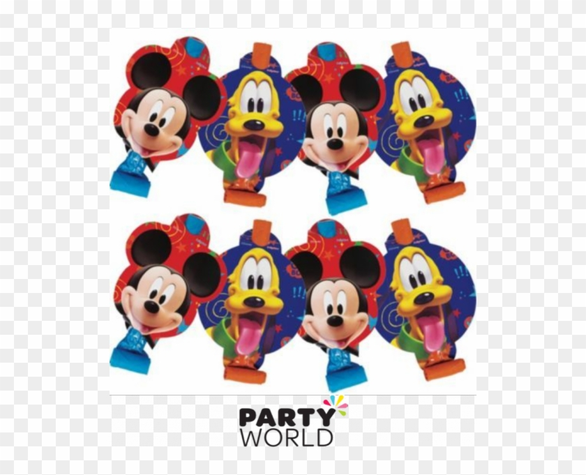 Mickey Mouse Roadster Favor Kit Birthday Party Supplies 1242378
