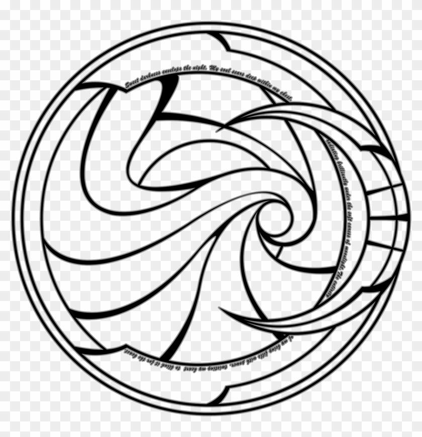 02csf Drawing Line Art Circle