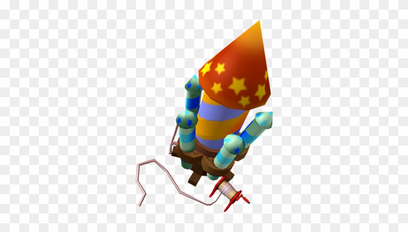 The Big One Roblox Fireworks Gear Free Transparent Png Clipart