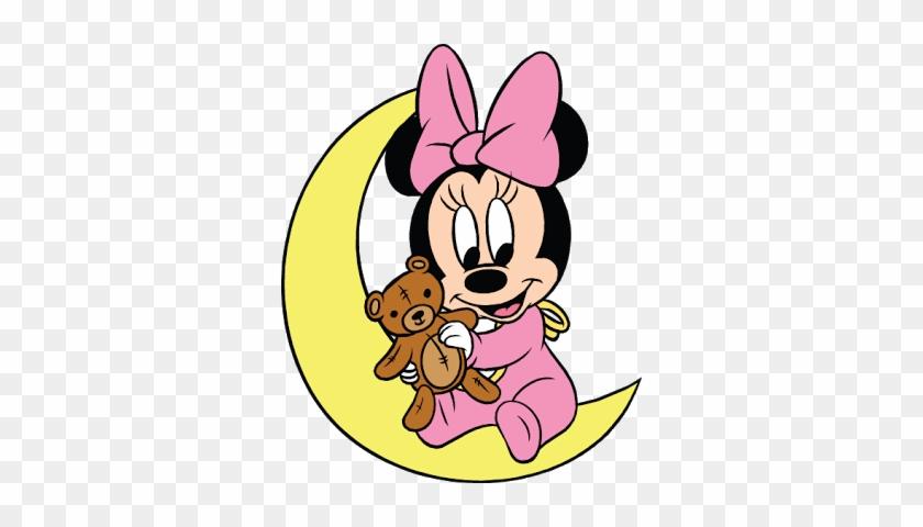 Imagenes Disney Babies - Disney Baby Minnie Complete Crib Bedding ...
