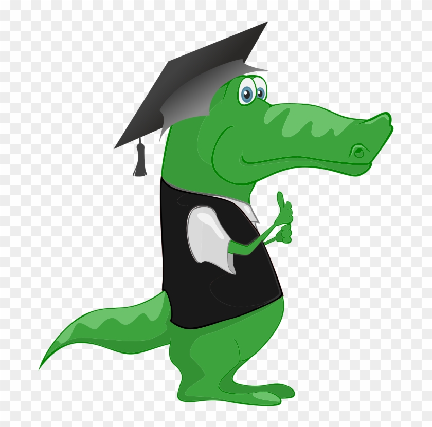 Alligators Crocodile Reptile Clip Art - Clip Art #1245331