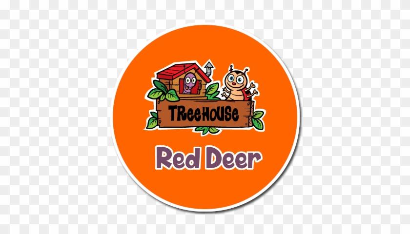 Treehouse Red Deer - Treehouse Red Deer #1245918
