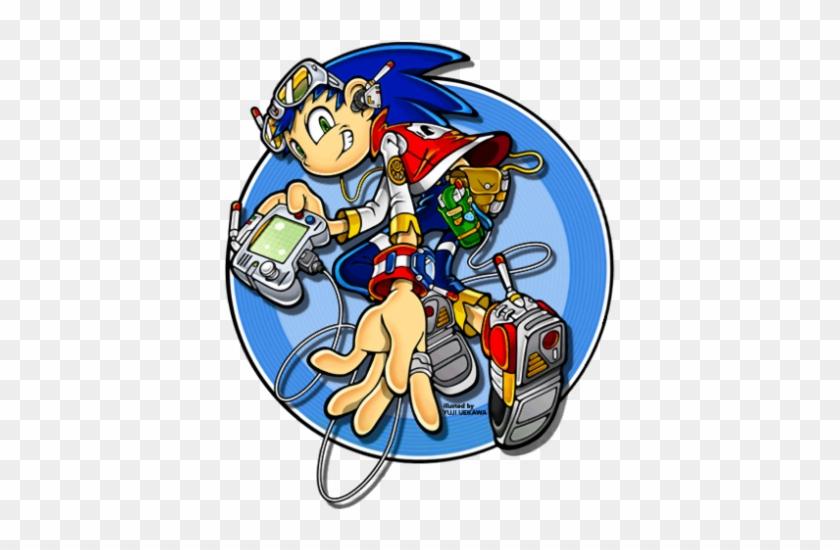 Sonic Adventure Sonic The Hedgehog 3 Sonic Colors Sonic
