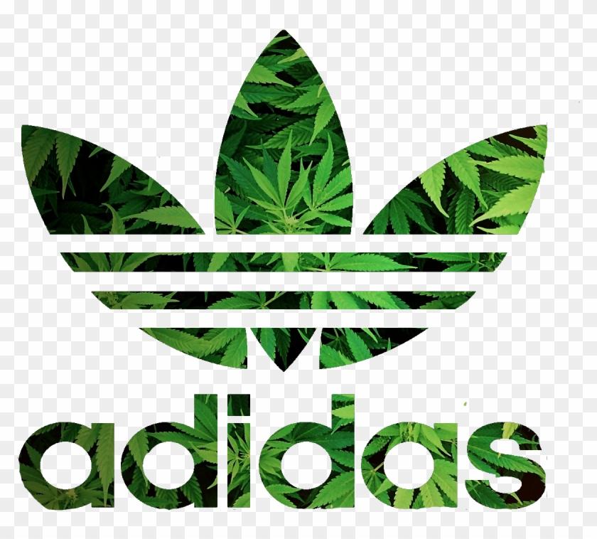 T Shirt Adidas Originals Cannabis Logo Adidas Originals Logo Weed - t shirt adidas originals cannabis logo adidas originals logo weed