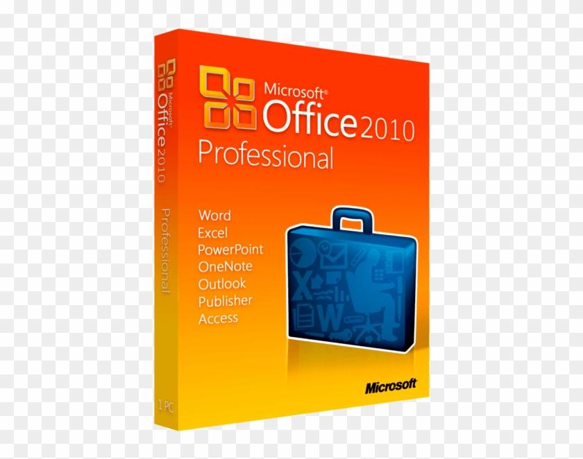 Microsoft Office Professional - Microsoft Office Professional 2010 For Windows Pc #1249007