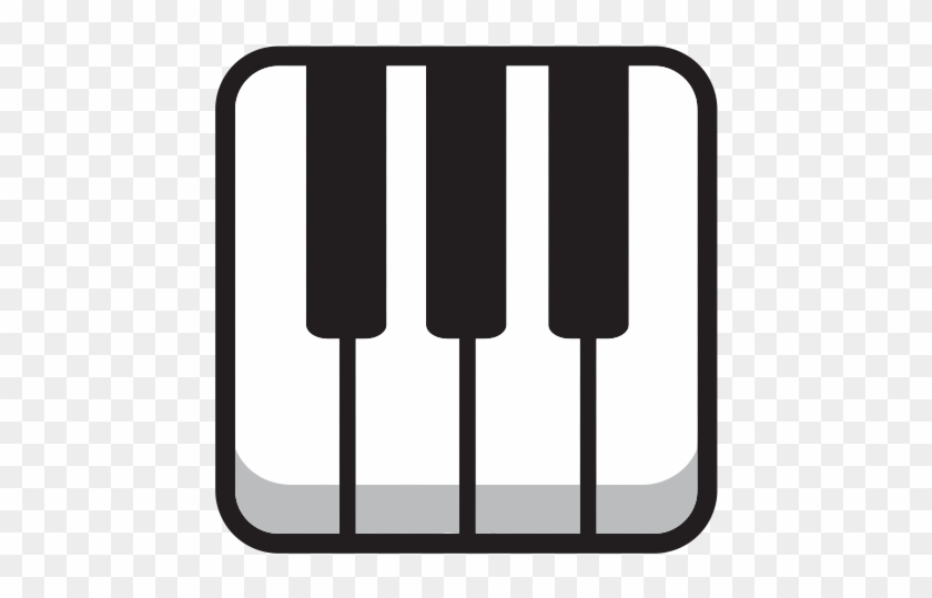 Piano Icon Free Free Transparent Png Clipart Images Download