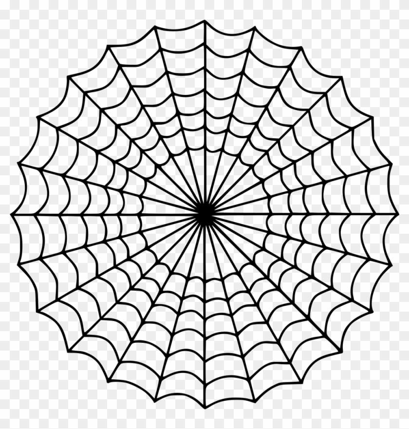 Spider Web Svg Icon Free Download