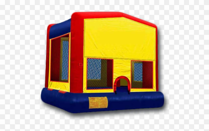 Booboo's New Orleans Inflatables Bounce House Party - Bounce House Transparent Background #1251767