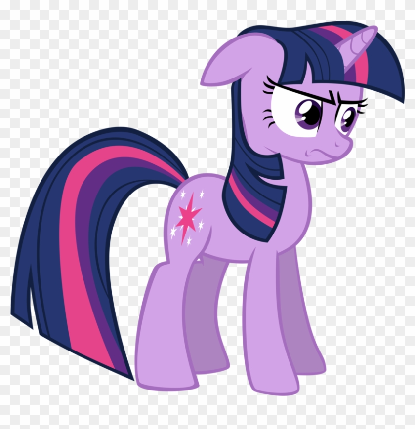 Twilight Is Tired Of Your Shit Vector By Togekisspika35 - My Little Pony Twilight Sparkle #1252333