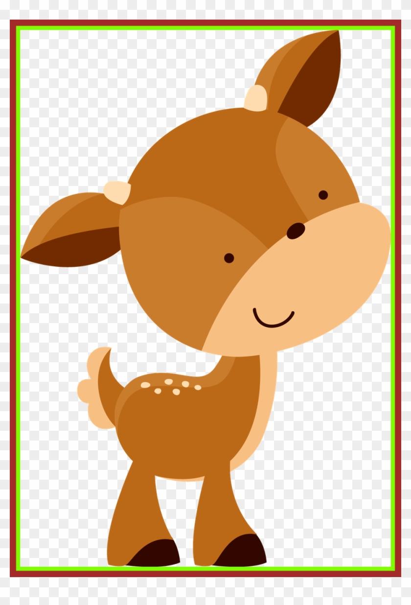Marvelous Branca De Neve Minus Clip Art Animals Birds - Baby Woodland Animals Png #1253363