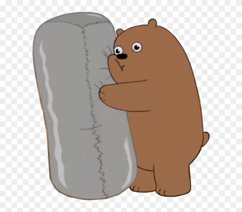 Portrait Logo We Bare Bears Burrito Free Transparent Png Clipart Images Download