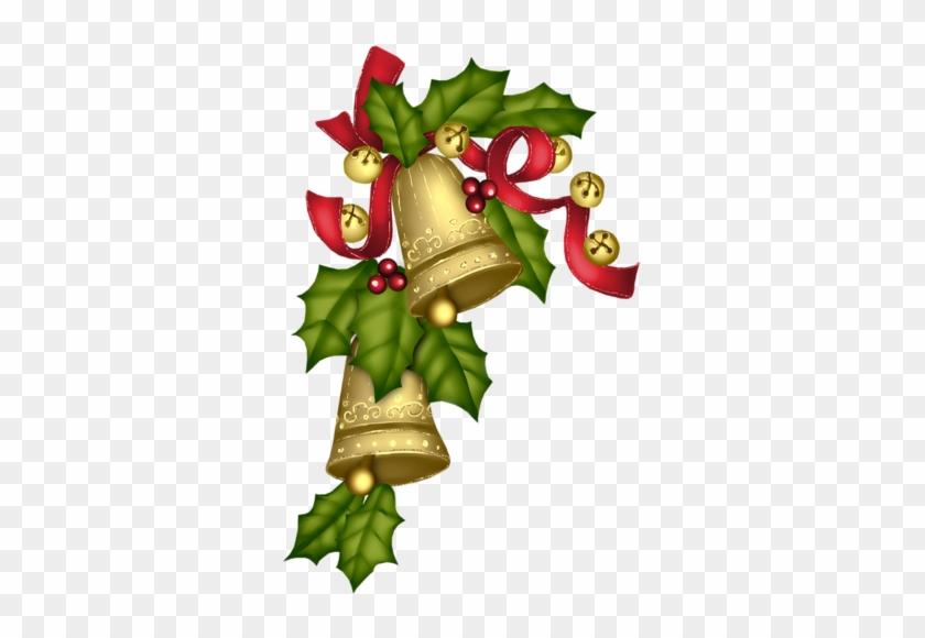 Christmas Bellschristmas Clipartchristmas Enfeites De Natal