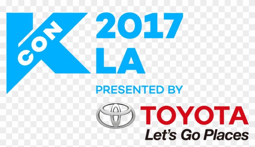 2017 Kcon La Festival - Kcon 2017 La Logo - Free Transparent PNG