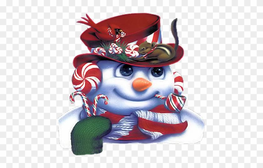 Snow Men - Imagens De Boas Festas #1254718