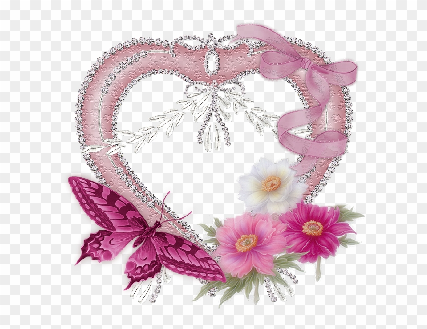 Coeur 3 Coeur Fleur D Amour Free Transparent Png Clipart Images