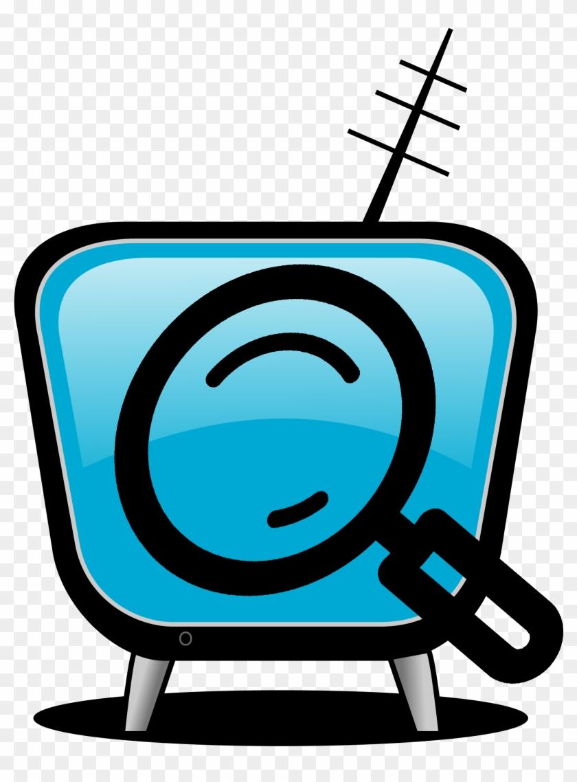 Tellyhunt - Orange Tv Clip Art #1255373