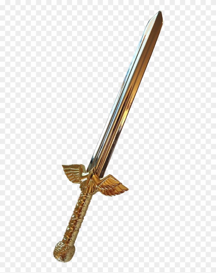 Dc Comics Office Supplies Wonder Woman Comic Sword - Wonder Woman Sword Letter Opener #1256564