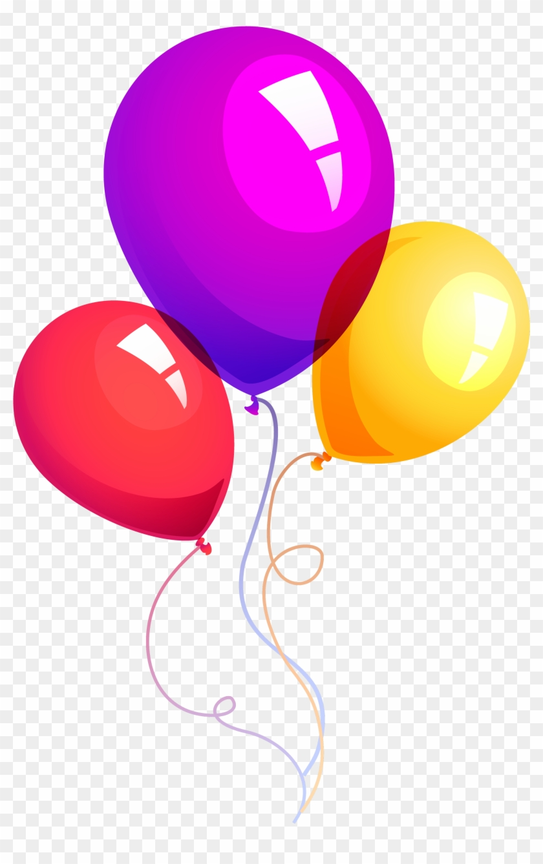 Balloons Png Pic - 1st Birthday Giraffe Bib #1257075