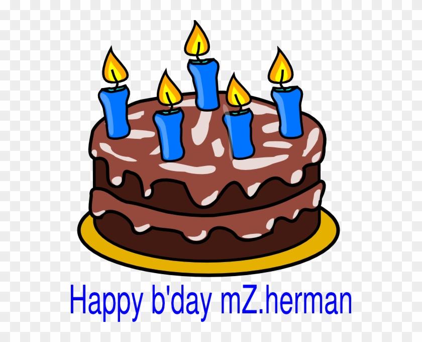 Gambar Kue Ulang Tahun Cartoon Birthday Cake Clip Art Free Transparent Png Clipart Images Download