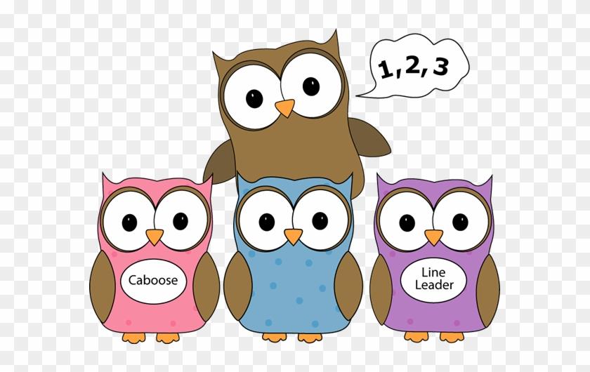 Owls School Clipart #1258244