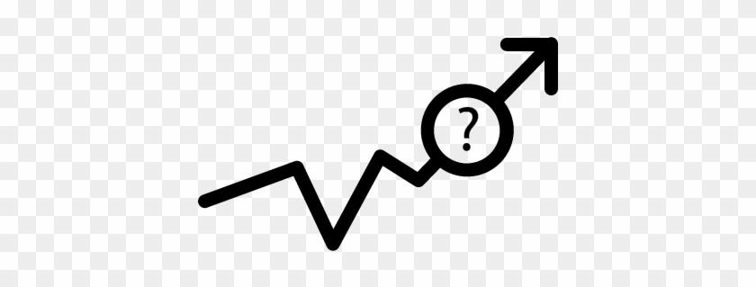 Missing Data On Analytics Line Graphic Vector Analytics Machine