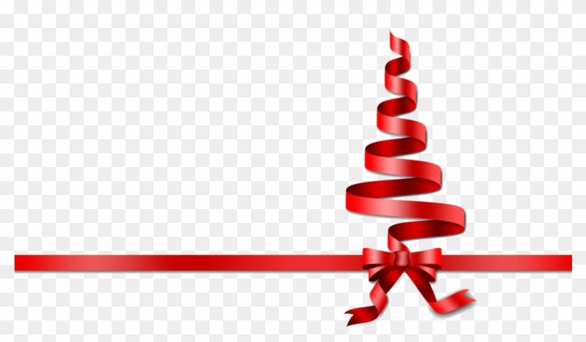 Christmas Ribbon Png Download