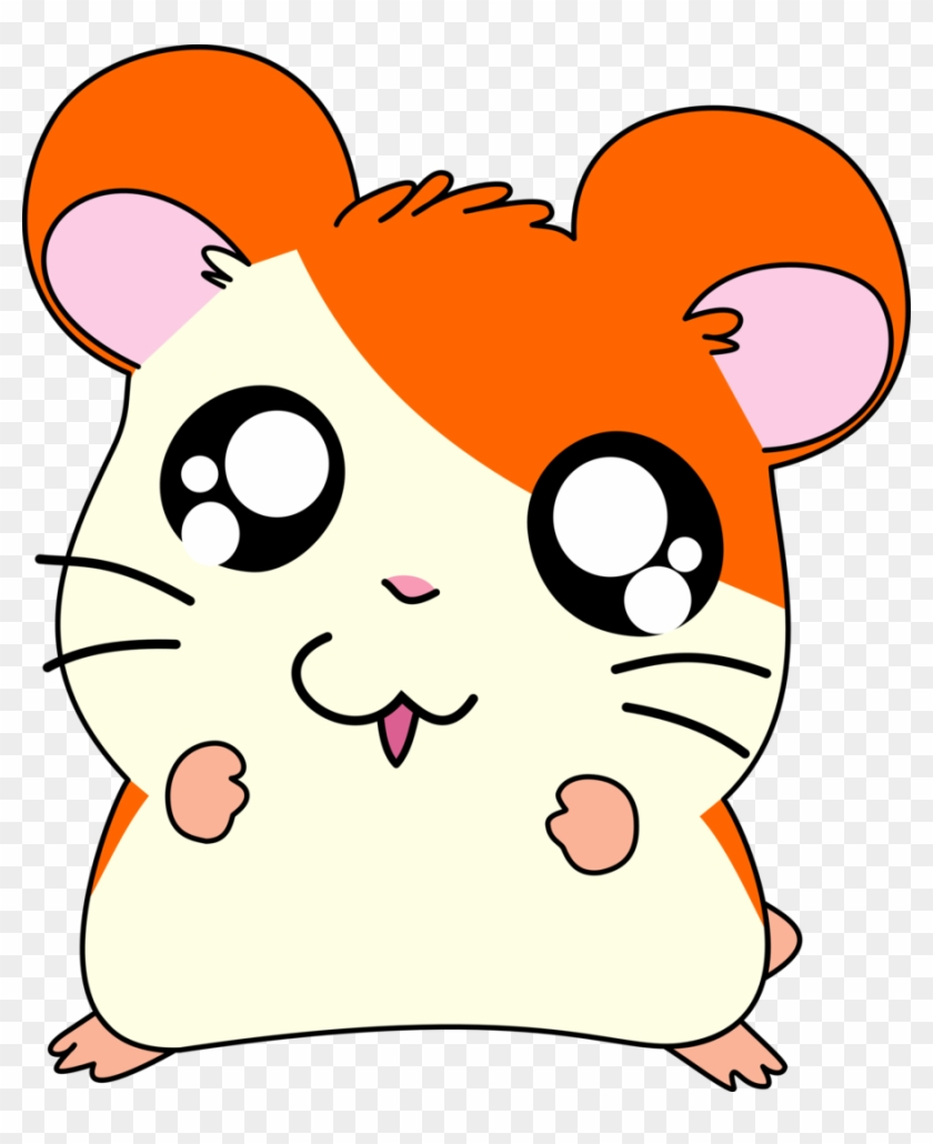 Coloriage Hamster Kawaii.Hamtaro Hamster Kawaii Free Transparent Png Clipart Images Download