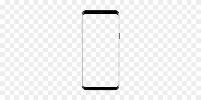 Samsung Mobile Mockup - Mobile Frame Samsung S8 - Free