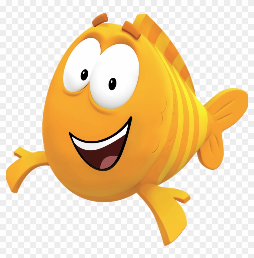 Secrets Mr Grouper Bubble Guppies Fish Transparent - Bubble Guppies Mr Grouper #1261924